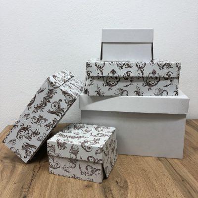 Krabice tortové