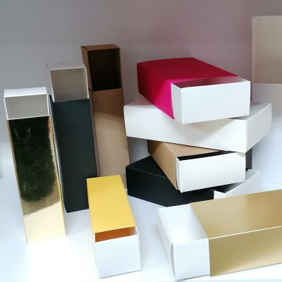 Krabičky na makrónky