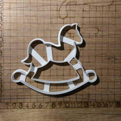 Formička Hojdací koník 1