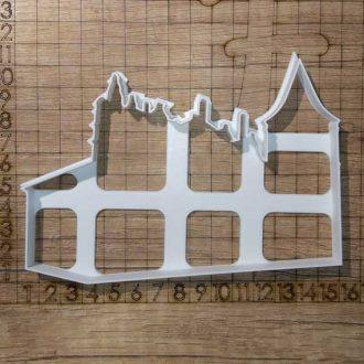 Formička Obrysy dediny