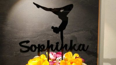 Zápich - Gymnastka s menom