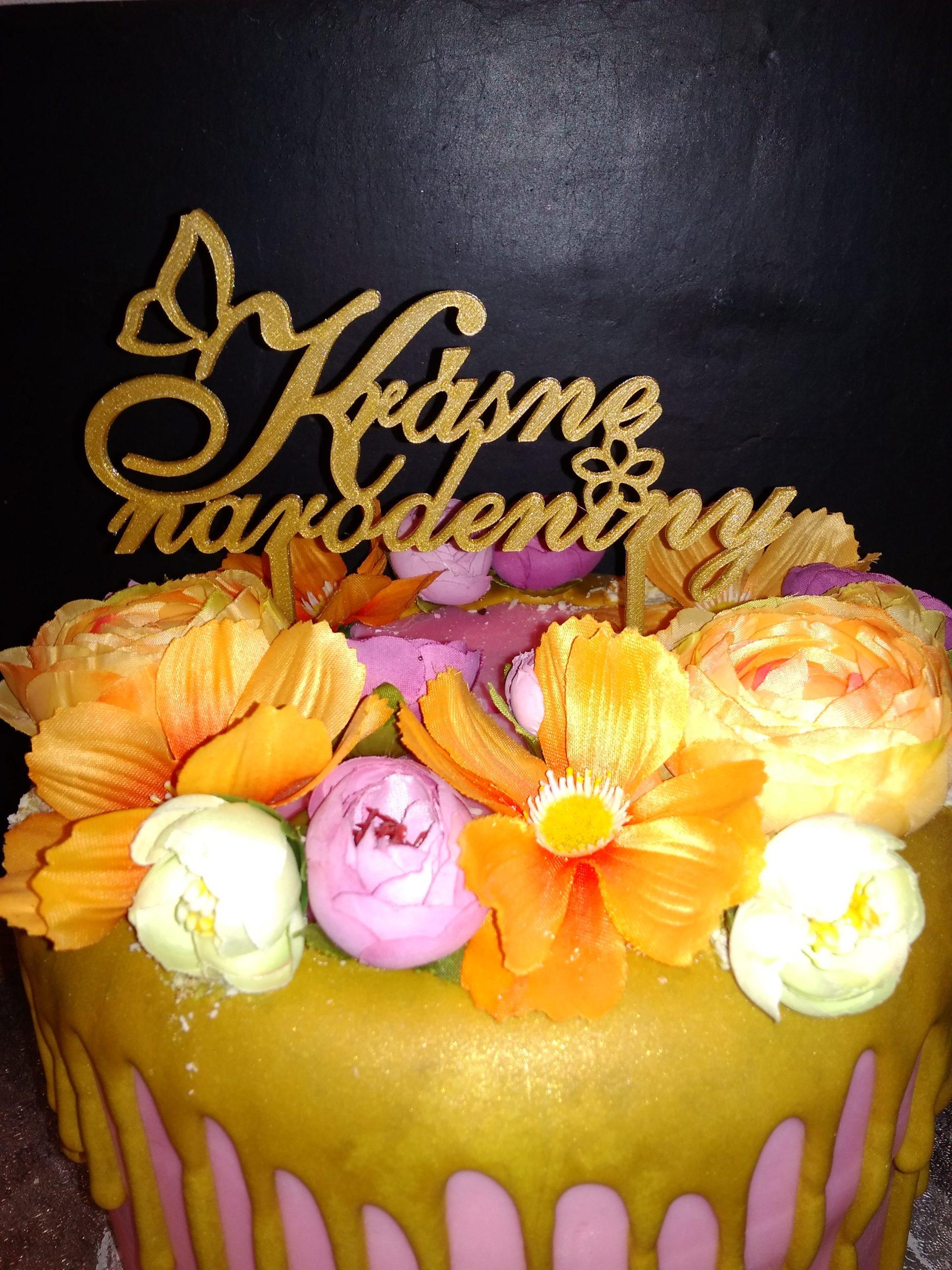 Zápich- Krásne narodeniny
