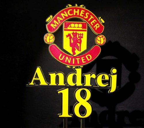 Manchester United s menom