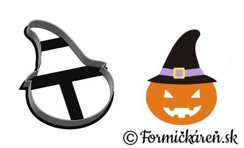 Formička - Tekvica s klobúkom