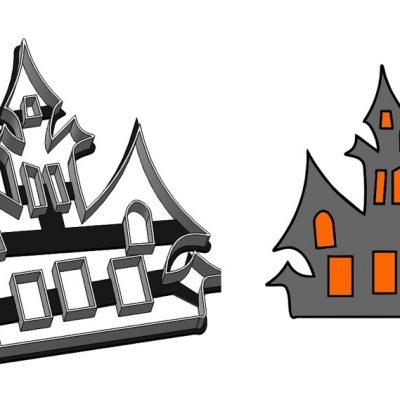 Formička - Strašidelný hrad