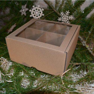 Krabica 16x16x8cm