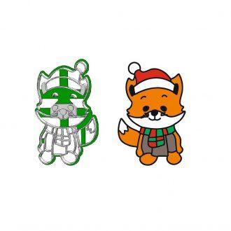 Formička - Vianočný lišiak