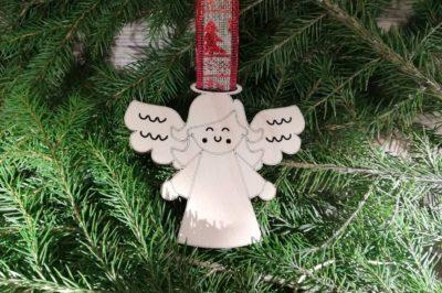 Vianočný anjelik
