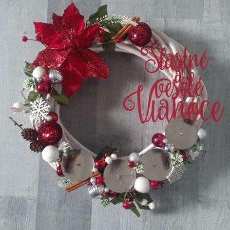 Zápich- Šťastné a veselé vianoce 1