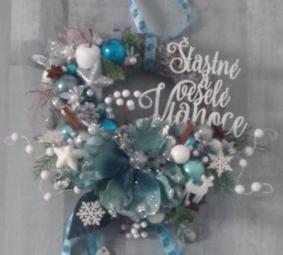 Zápich- Štastné a veselé vianoce 2