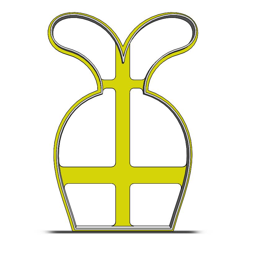 Zajac 2 obrys- 19-0068