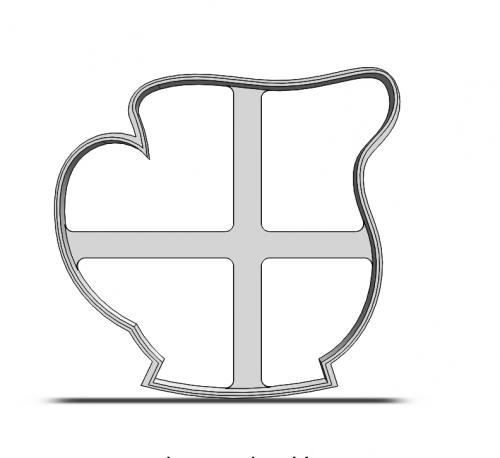 Ďžbán 19-0105