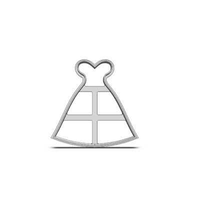 Šaty 19-0178