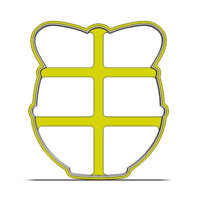 Košík s mašľou 19-0117