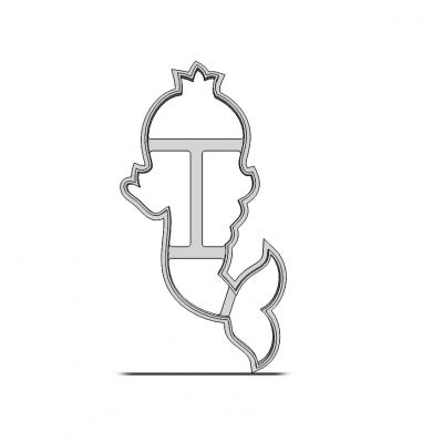 Morská víla 19-0134
