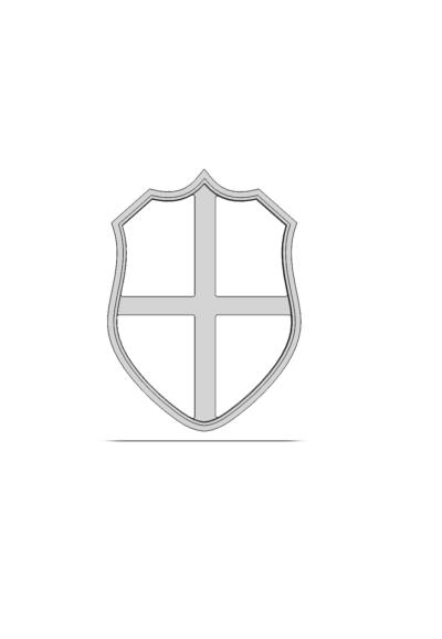 Policajný odznak 19-0153