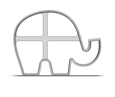Sloník 19-0123