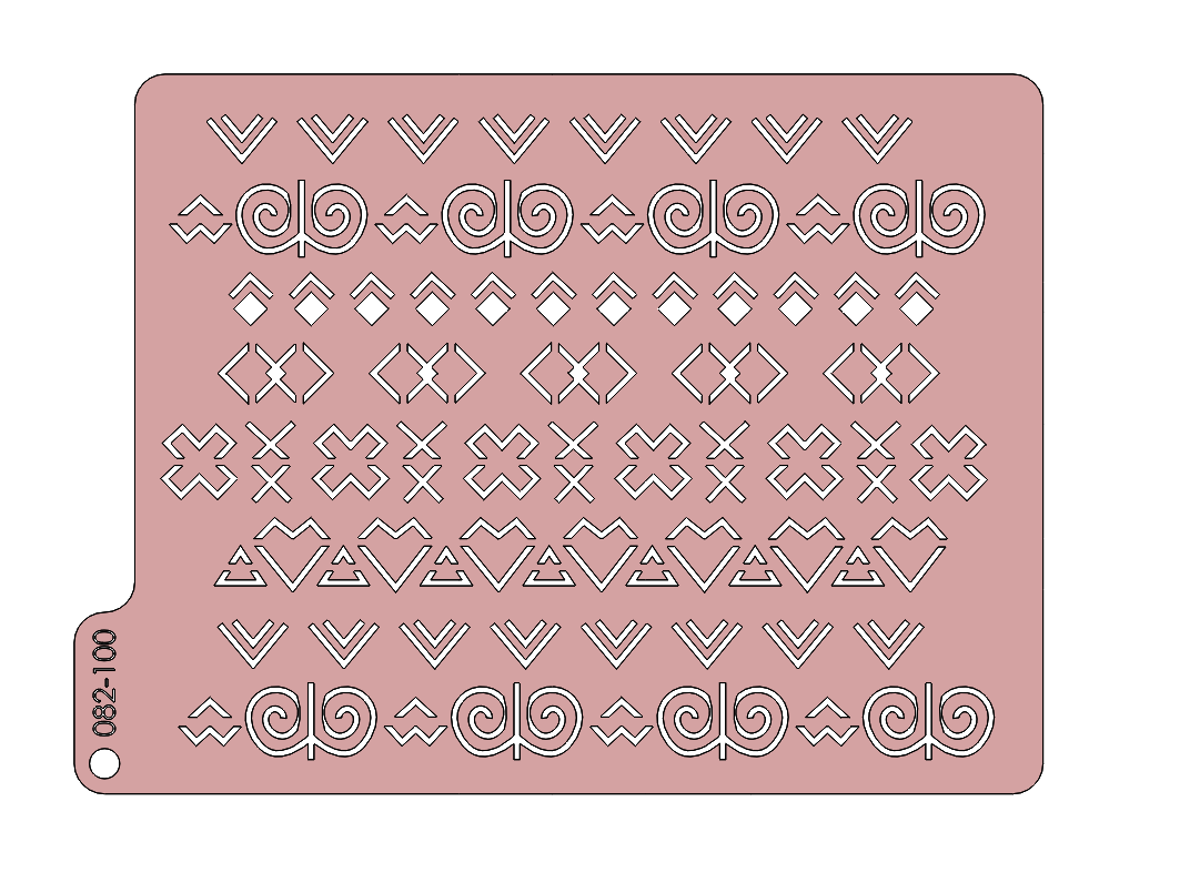 Čičmiansky vzor 082-100