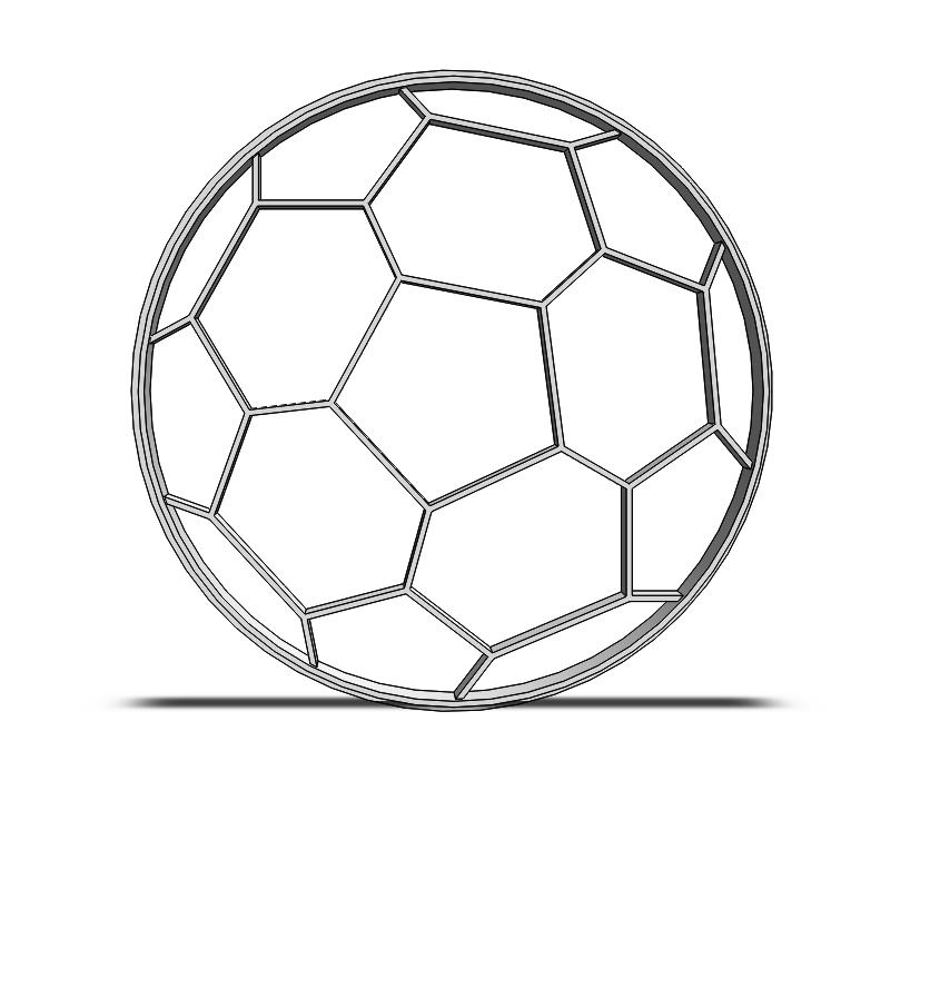 Futbalová lopta 19-0198
