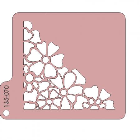 Kvety Ornament 165-070