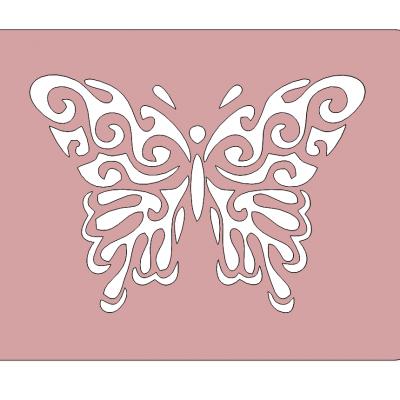 Motýľ 168-070