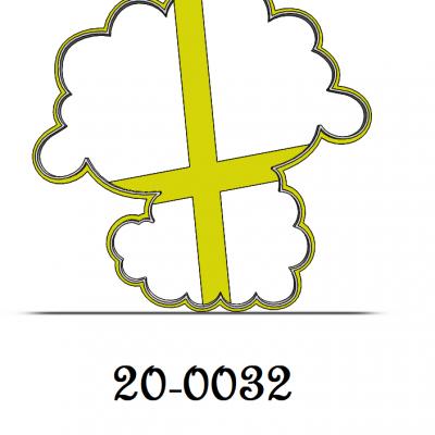 Ovečka- obrys