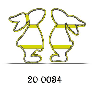 Párik zajačikov
