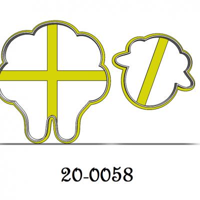 Ovečka (hlava+telo)