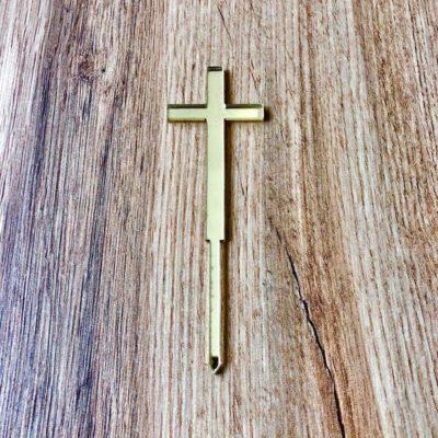 Kríž jednoduchy zapich