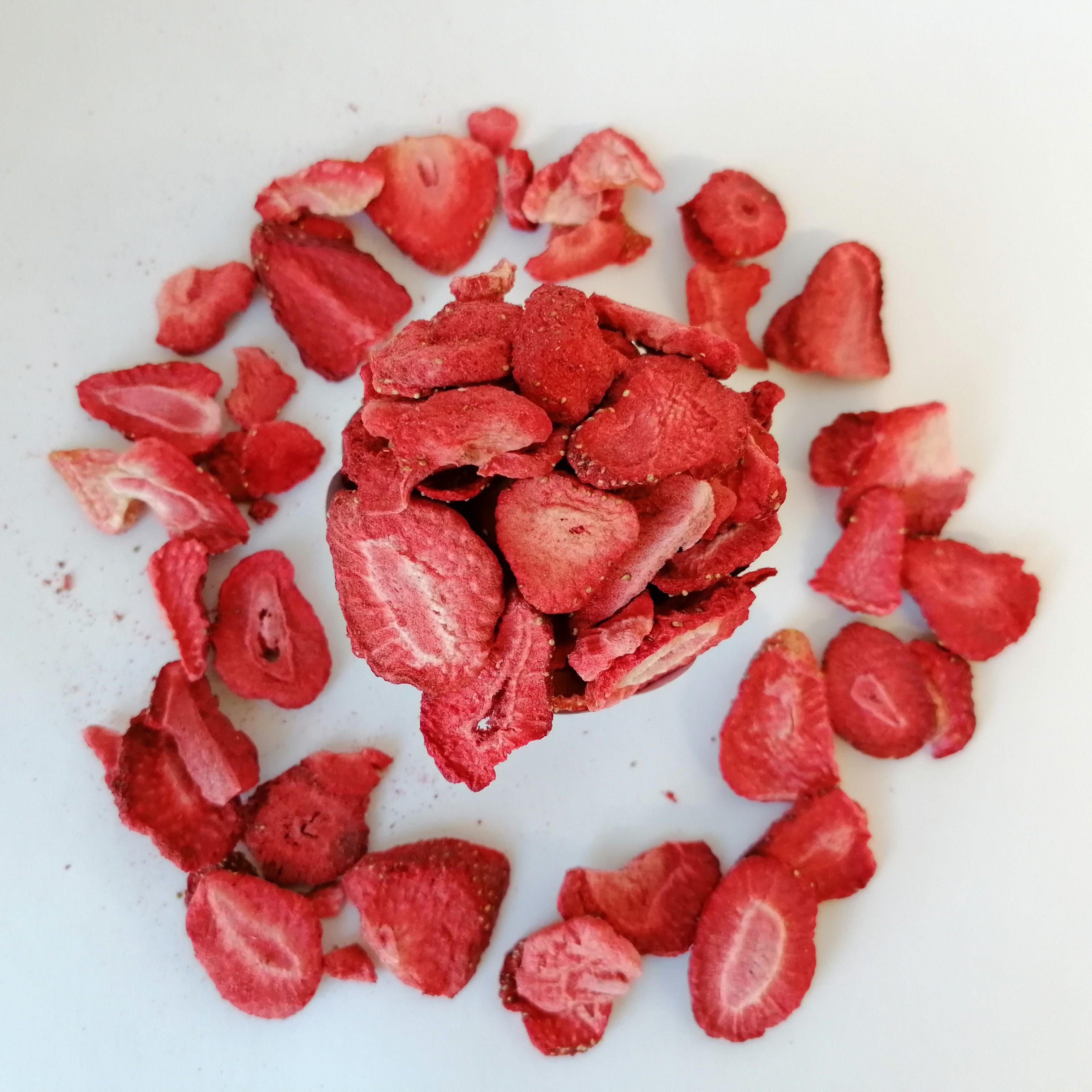 jahody lyofilizovane formickaren