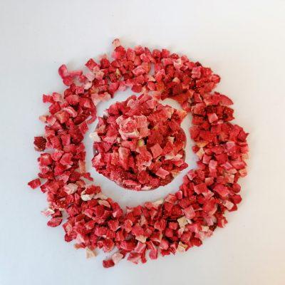 lyofilizovane jahody kusky formickaren